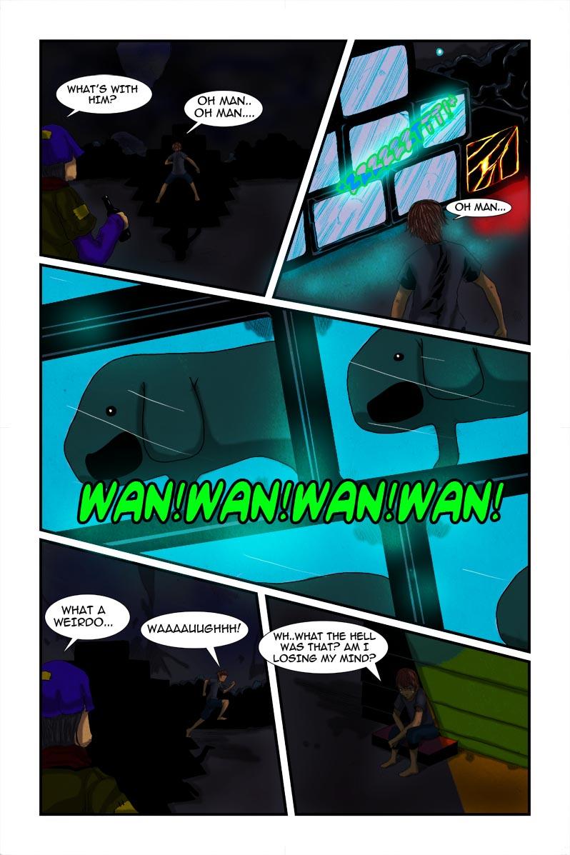 Wan!Wan!Wan!Wan!Wan!